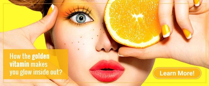Benefits of Vitamin C For Skin | Mirakle