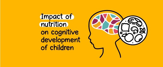 Impact of nutrition on cognitive development of children - Mirakle Life