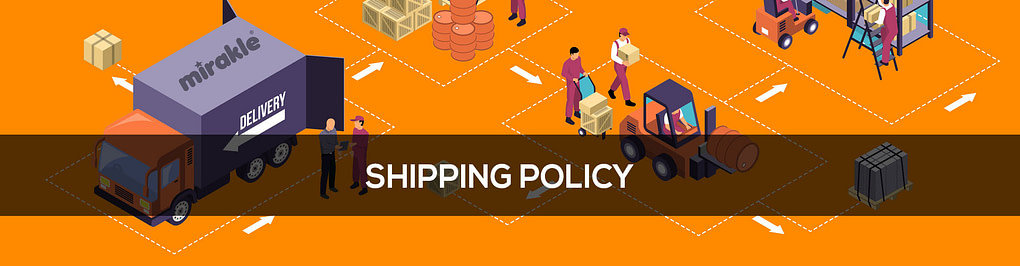 mirakle shipping policy image- Buy online vitc supplements