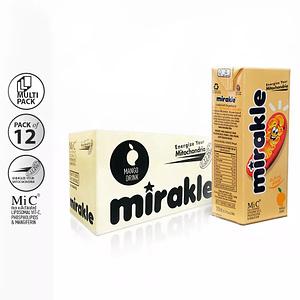 Buy Vitamin C Drink Online - 12 Pack Mirakle Drink