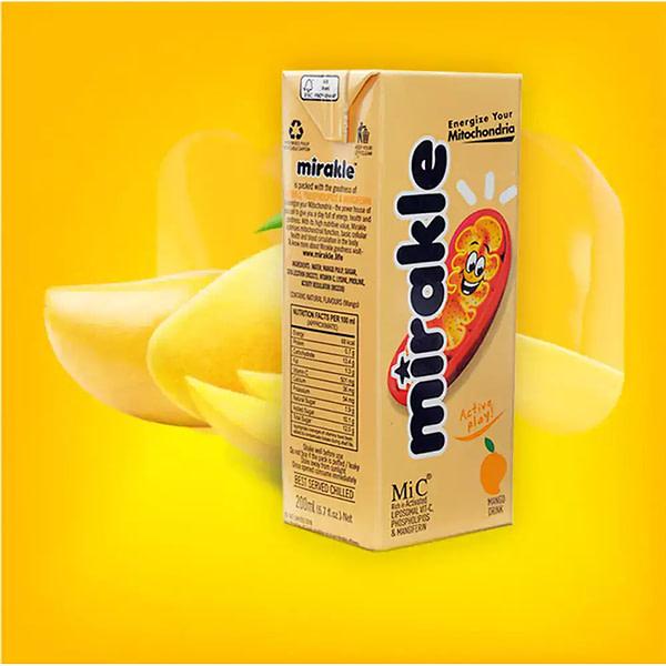 Best Immuno Booster Vitamin C Drink - Mirakle Drink